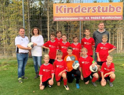 Ballspende Kinderstube Waldkirchen