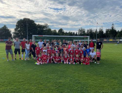 Neue Tore für unsere kleinsten Fußballer und Fußballerinnen